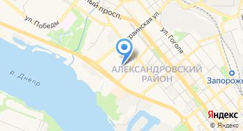 Запорожская детская школа искусств № 1 на карте