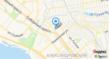 Областная Ассоциация Запорожптицепром на карте