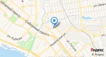 Управление по предупреждению чрезвычайных ситуаций и защиты гражданского населения Запорожского горисполкома на карте