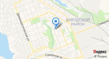 Представительство компании центр Регион в Украине на карте