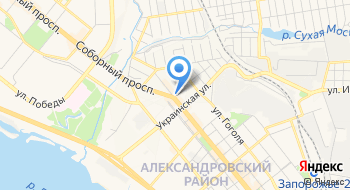 Украинская спелеологическая ассоциация на карте