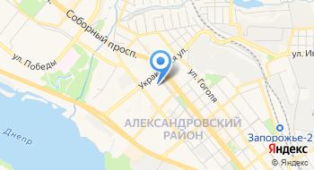 Общежитие №3 Запорожского государственного технического университета на карте