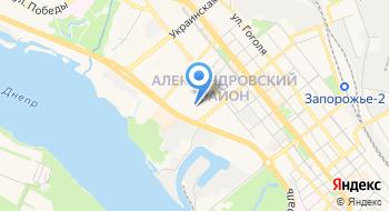 Турклуб Славутич на карте