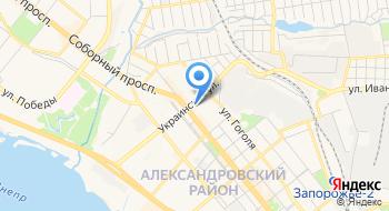 Портал Restorans.zp.ua на карте