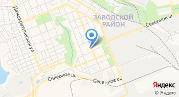 Укрснаблогистика на карте