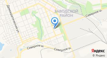 Дворец культуры Заводский на карте