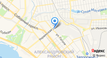 Государственный Архив Запорожской области на карте