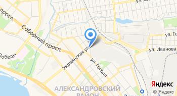 Департамент предоставления административных услуг и развития предпринимательства Запорожского городского совета на карте