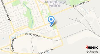 Заводский филиал концерна Городские тепловые сети на карте