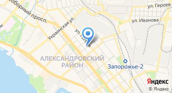 Запорожский Областной Государственный центр экспертизы сортов растений на карте