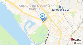 Тарп Украина на карте