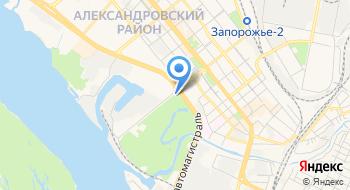 Центральный парк культуры и отдыха Дубовый гай на карте