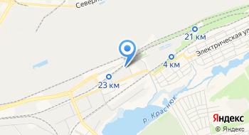 Энергомехкомплект на карте