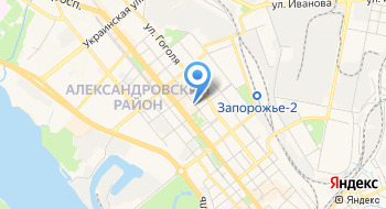 Evotek видеонаблюдение в Запорожье на карте