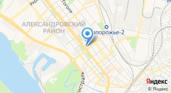 Запорожская областная детская клиническая больница Отдел неврологии и реабилитации на карте