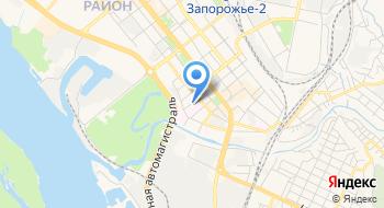 Управление государственной службы охраны при ГУМВД Украины, рота охраны УПО на карте