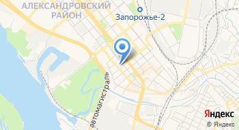 ДПО Украины. Запорожское областное специализированное ремонтно-строительное арендное предприятие противопожарных работ на карте