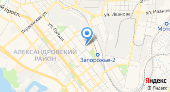 Запорожская местная прокуратура № 1 на карте