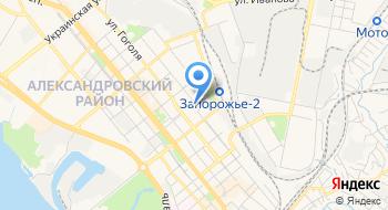 Центр последипломного образования ЗНУ на карте