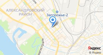 Районная администрация Запорожского городского совета по Александровскому району на карте