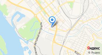 Запорожский обласной узел специальной связи на карте
