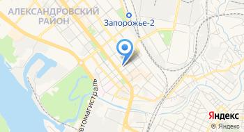 Коммунальное учреждение Областной Фонд поддержки индивидуального жилищного строительства на Селе Запорожского областного совета на карте