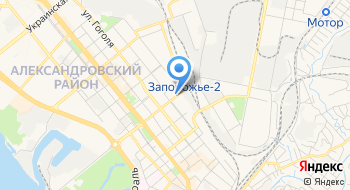 Государственное высшее учебное заведение Запорожский национальный университет Министерства образования и науки Украины на карте