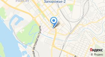 Отель Комфорт на карте