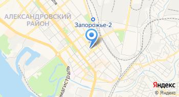 Детская музыкальная школа №1 Департамент культуры и туризма Запорожского городского Совета на карте