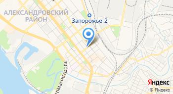 Запорожский областной туристическо-информационный центр на карте