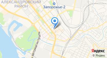 Управление государственной регистрации главного территориального управления юстиции Запорожской области на карте