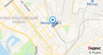 Запорожский национальный технический университет на карте