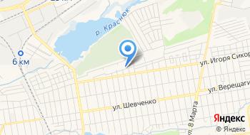 Свято Покровский храм на карте