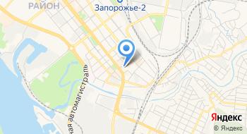 Симан на карте
