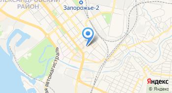 Свитанок на карте