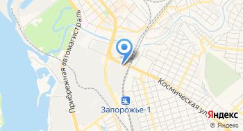 КУ Запорожский противотуберкулезный диспансер №1 ЗОС на карте