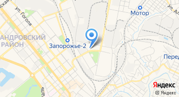 Мотор Сич Дворец культуры имени Т. Г. Шевченко на карте