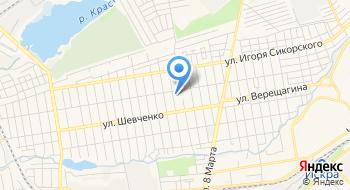 Запорожская детская музыкальная школа №7 на карте