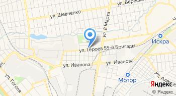 Запорожский учебно-воспитательный комплекс №60 Запорожского городского совета Запорожской области на карте