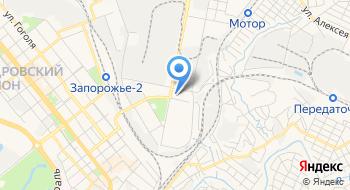 Районная администрация Запорожского городского совета по Шевченковскому району на карте