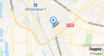 Украинская Православная Церковь Киевского Патриархата Запорожская епархия на карте