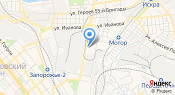 Свято-Андреевский кафедральный собор на карте