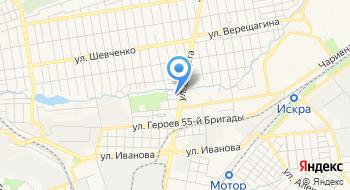 Арт-студия Влада Коломойца на карте
