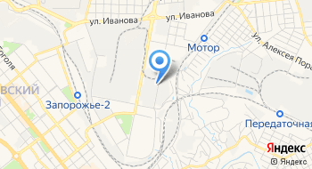 Турбо-К на карте