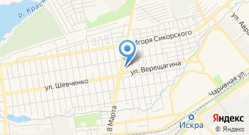 Интернет-магазин Химка на карте