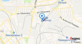 Компания Магнат на карте