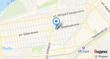 Запорожский учебно-воспитательный комплекс №42 на карте