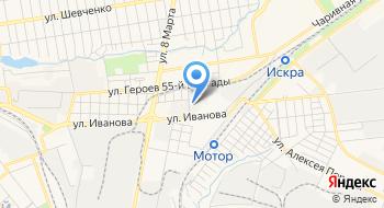 Запорожзооветпромснаб на карте
