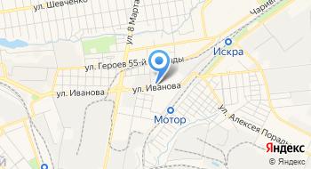 Запорожская региональная государственная лаборатория ветеринарной медицины на карте