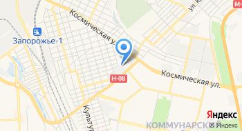 Запорожгаз-сервис на карте